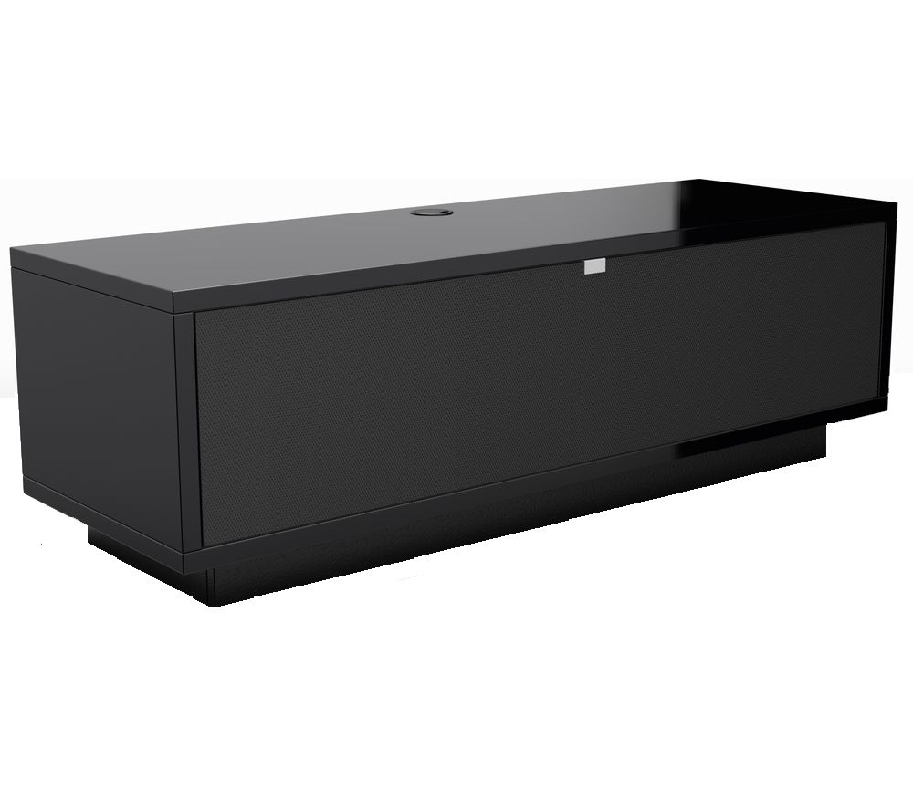 buy schnepel varic 2 0 sound tv stand gloss black free delivery currys. Black Bedroom Furniture Sets. Home Design Ideas