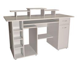 ALPHASON San Diego Desk - White