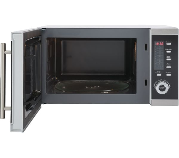 Belling Fm2590g Microwave With Grill Stainless Steel