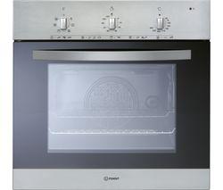 INDESIT IFV 5Y0 IX Electric Oven - Inox