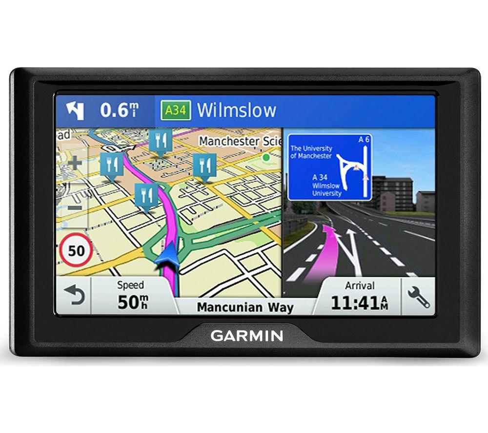 garmin drive 51 lmt s 5 sat nav full europe maps deals. Black Bedroom Furniture Sets. Home Design Ideas