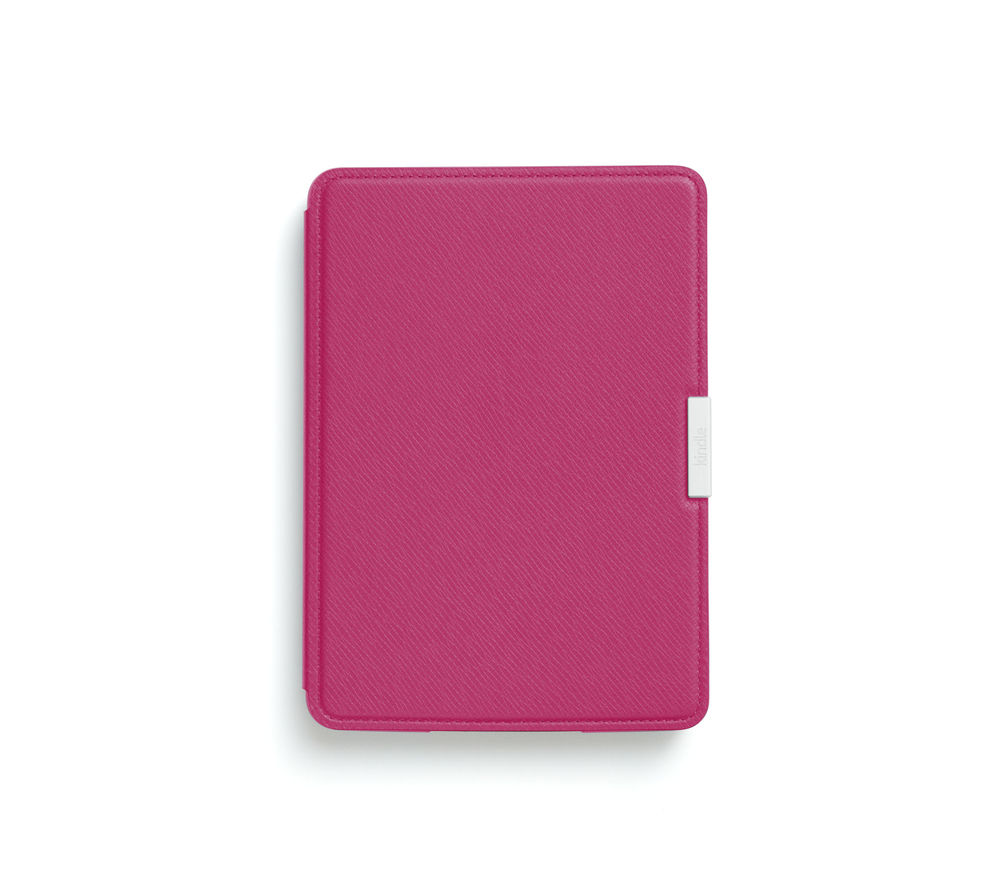 AMAZON Kindle Paperwhite Leather Case - Pink