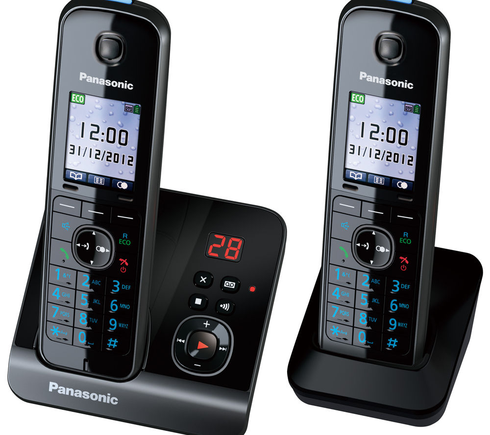 panasonic cordless telephone answering machine