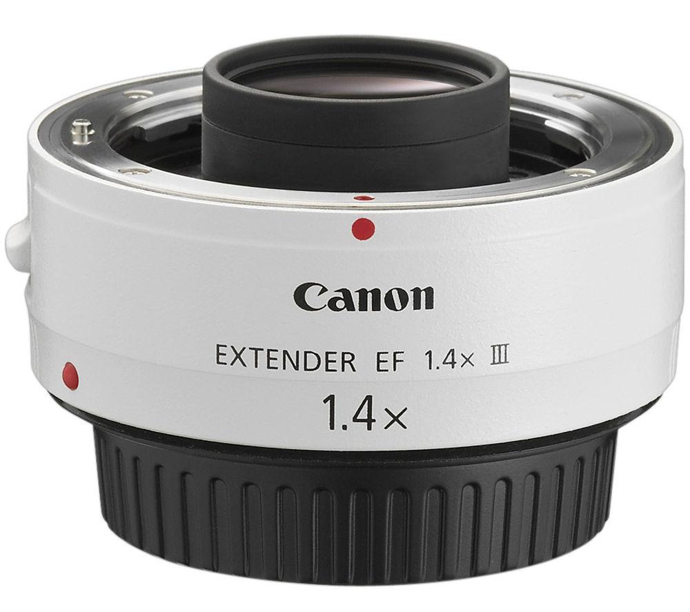 CANON L-Series EF 1.4x III Lens Extender + DSLR Cleaning Kit
