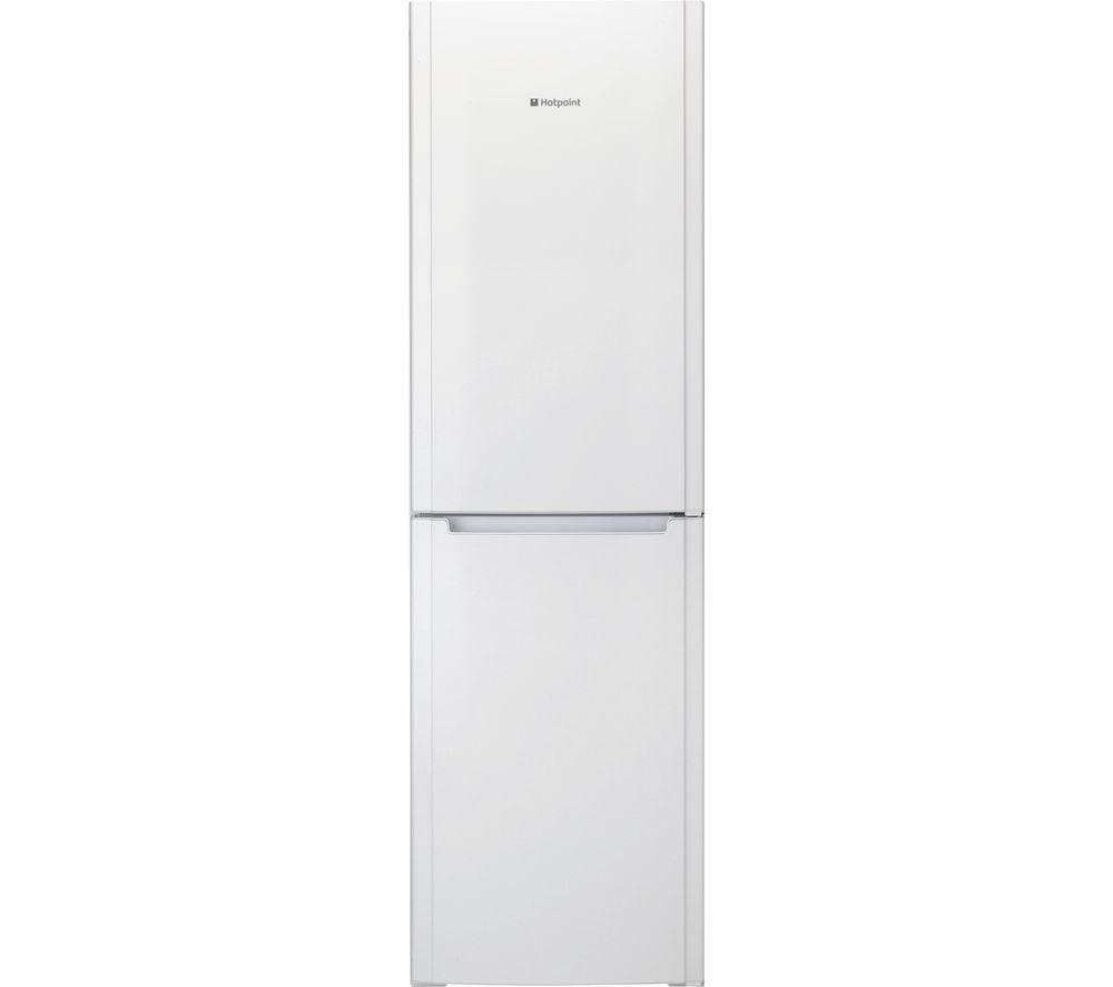 HOTPOINT FSFL58W Fridge Freezer - White