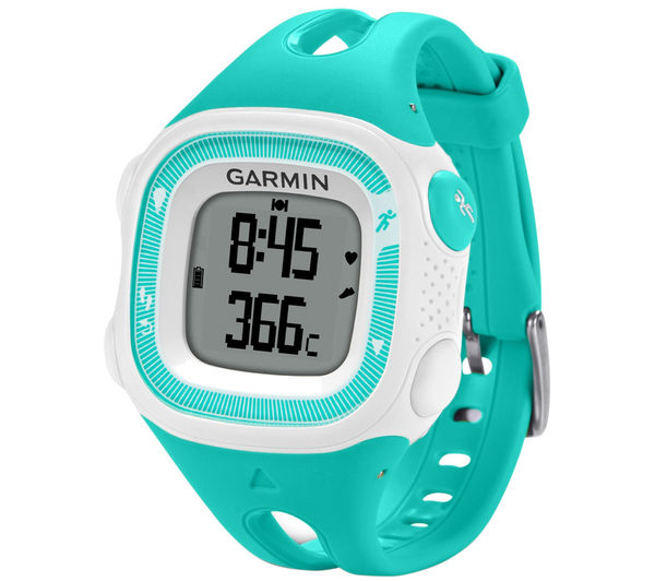 Buy GARMIN Forerunner 15 GPS Running Watch with Heart-rate ...