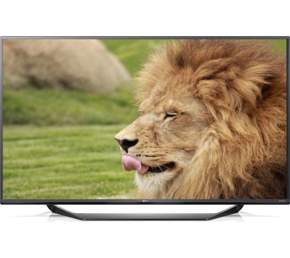 LG UF770V 55 Inch 4K Ultra HD Freeview HD Smart TV