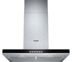 SIEMENS LC67BF532B Chimney Cooker Hood - Stainless Steel