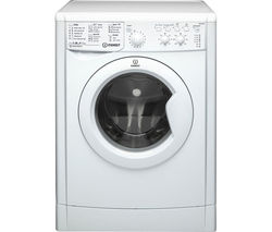 INDESIT IWC81482 ECO Washing Machine - White