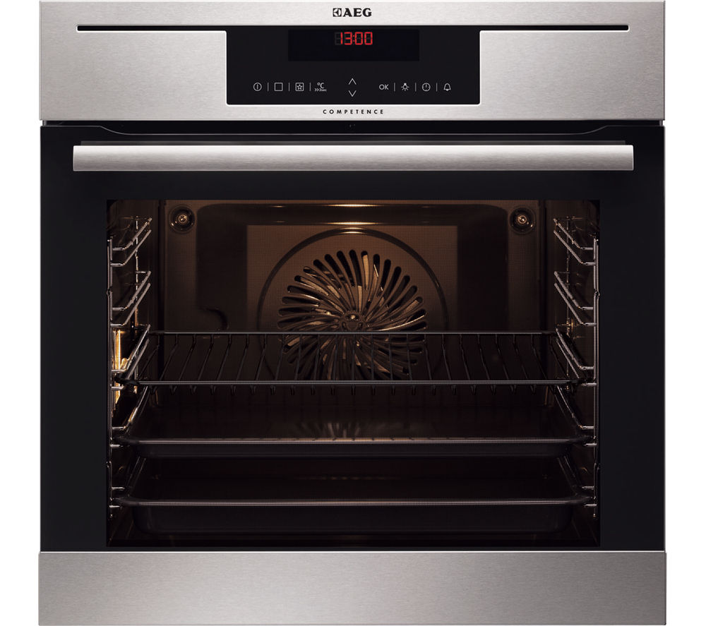 AEG BP730402KM Electric Oven - Stainless Steel