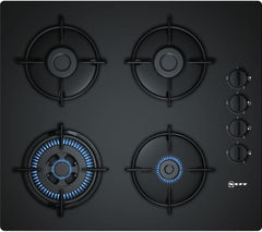 NEFF T26CR51S0 Gas Hob – Black