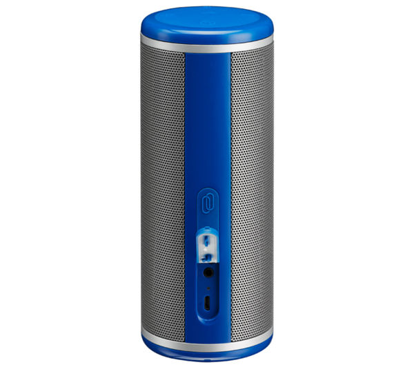 Image of JVC 360 Degree SP-AD95-A Portable Wireless Speaker - Blue