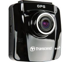 TRANSCEND DrivePro 220 Dash Cam - Black