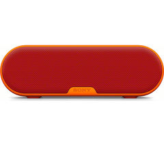 SONY SRS-XB2R Portable Wireless Speaker - Red