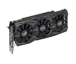 ASUS ROG STRIX GeForce GTX 1070 Overclocked Graphics Card