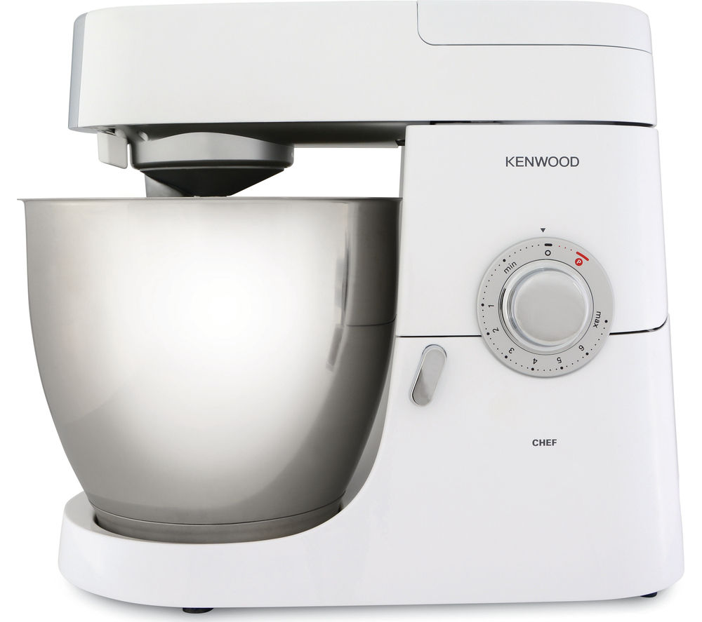 KENWOOD  Premier Chef XL KMM715 Stand Mixer  White White