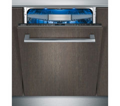 SIEMENS SN678D10TG Full-size Integrated Dishwasher