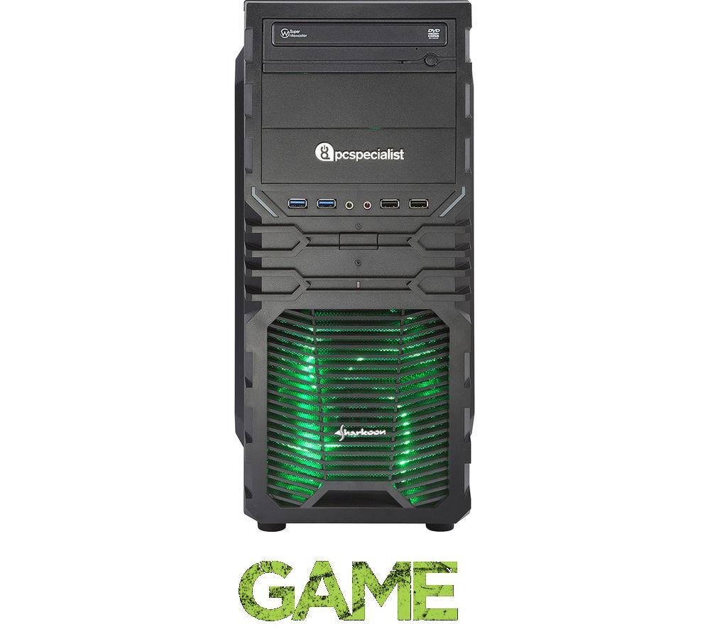 PC SPECIALIST Vortex Minerva XT Gaming PC