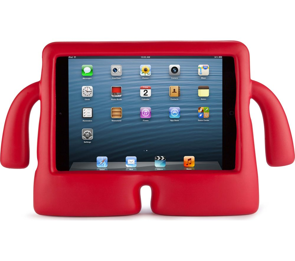 SPECK iGuy iPad Mini 2, 3, 4 Case - Red