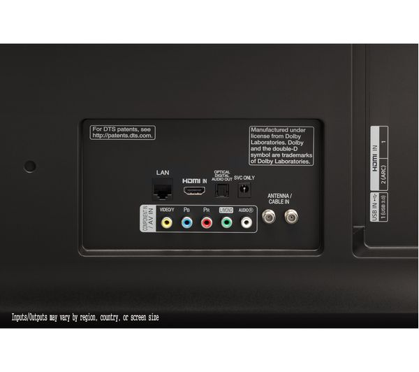 buy lg 60uj630v 60 smart 4k ultra hd hdr led tv free. Black Bedroom Furniture Sets. Home Design Ideas