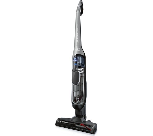 Image of BOSCH Athlet Power BBH65KITGB Cordless Vacuum Cleaner - Silver