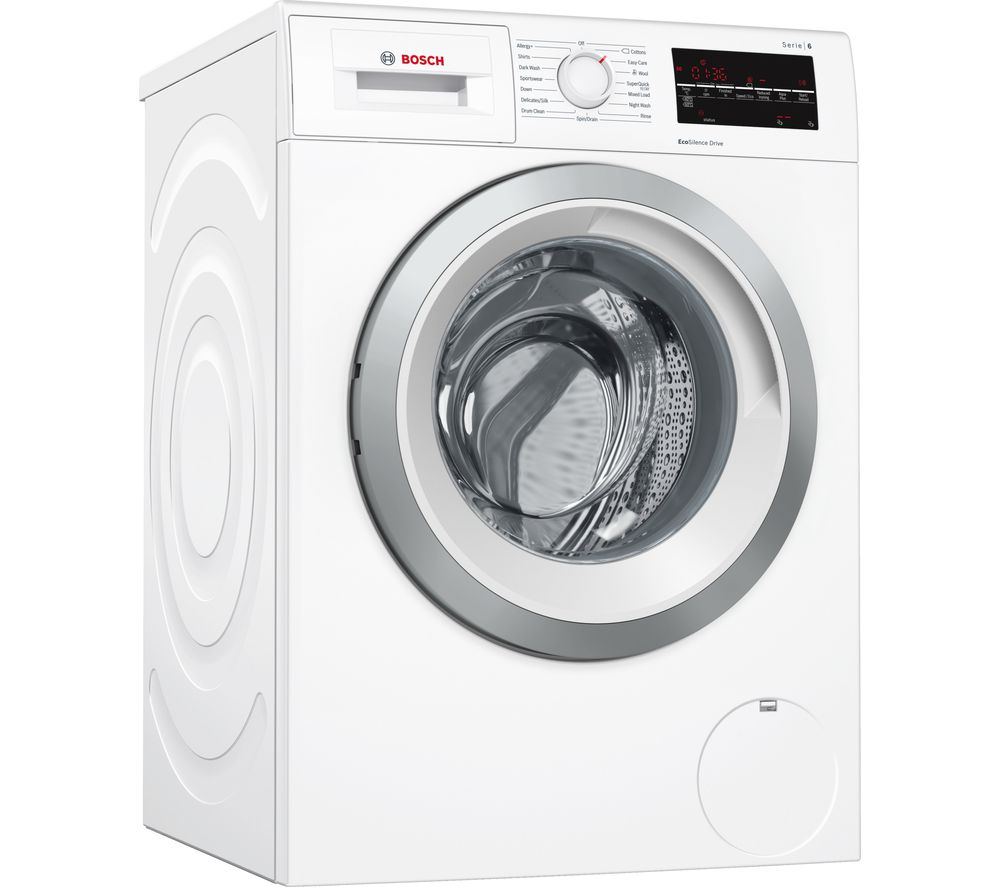 bosch serie 6 wat28450gb 9 kg 1400 spin washing machine review. Black Bedroom Furniture Sets. Home Design Ideas