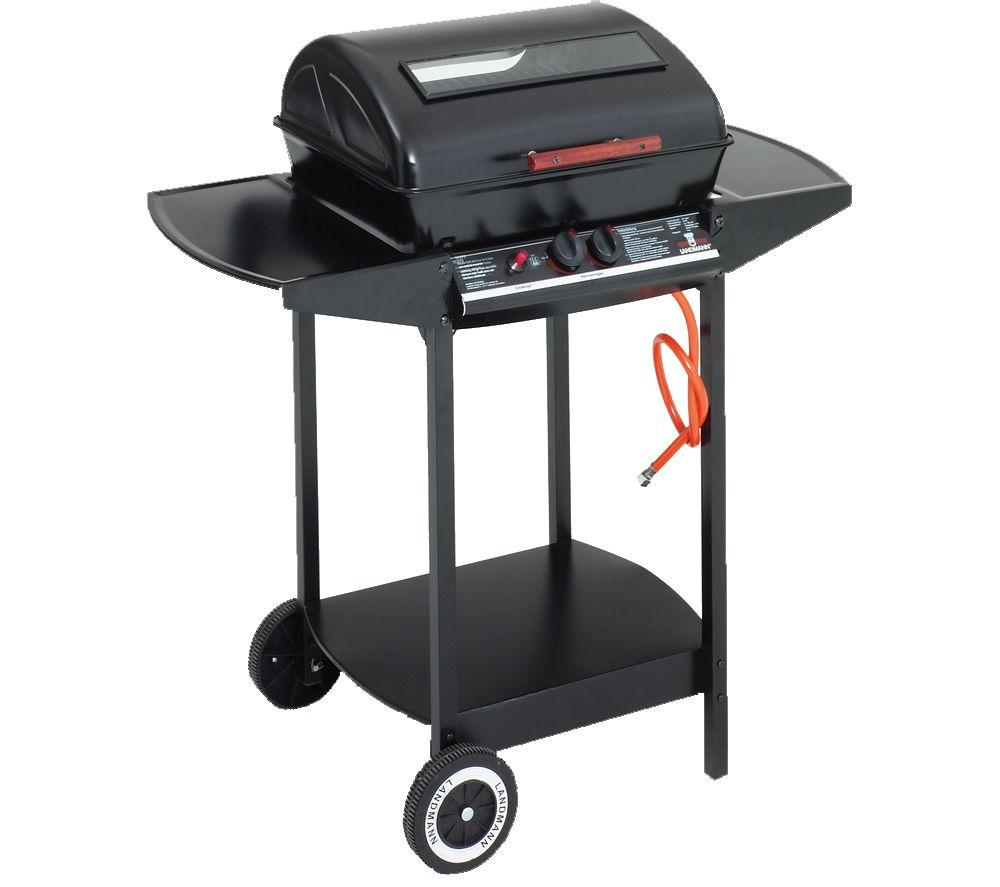 buy landmann grill chef 12375 dual burner grill gas bbq. Black Bedroom Furniture Sets. Home Design Ideas
