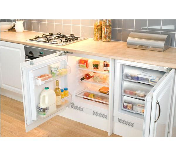 Buy Beko Bl21 Integrated Undercounter Fridge Free