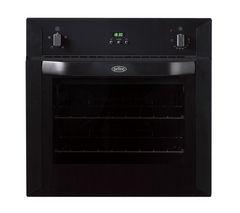 BELLING BI60FP Electric Oven - Black