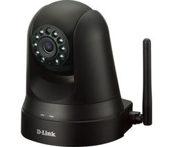 D-LINK DCS-5010L mydlink 360 Home Security Camera