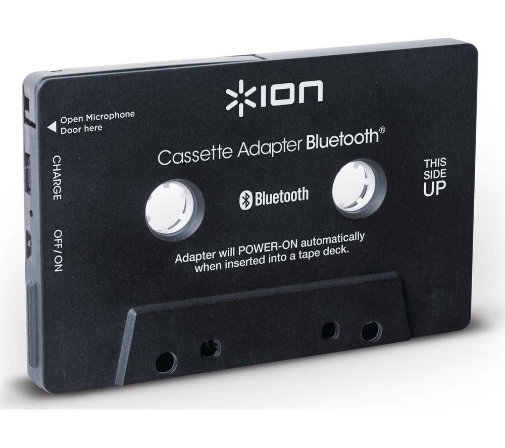 Click to view more of ION  Bluetooth Cassette Adapter