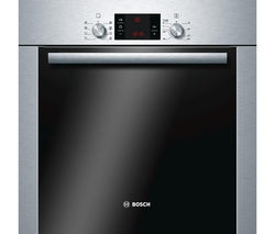 BOSCH HBA63R252B Electric Oven - Stainless Steel