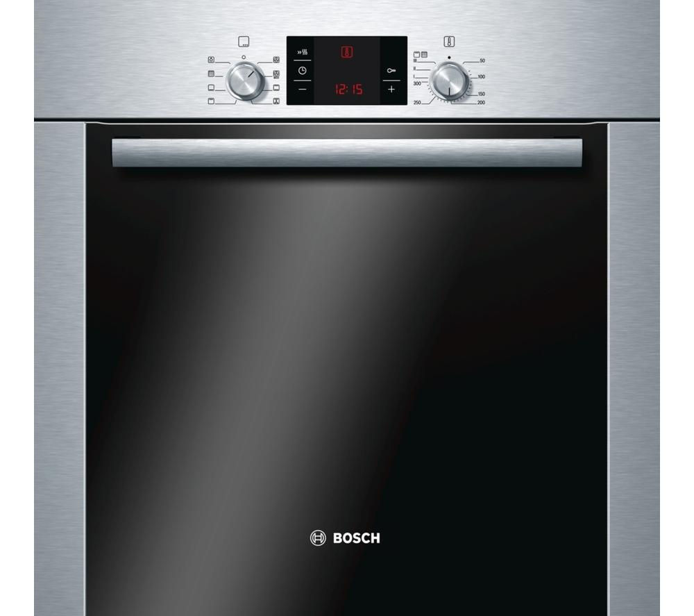 BOSCH  HBA63R252B Electric Oven  Stainless Steel Stainless Steel