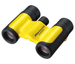 NIKON Aculon W10 8 x 21 mm Binoculars - Yellow