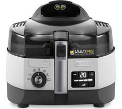DELONGHI Multifry FH1364 Fryer - White & Black