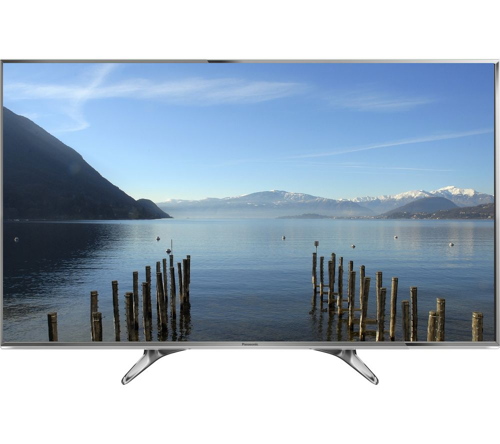 "Image of 49"" PANASONIC VIERA TX-49DX650B Smart 4k Ultra HD LED TV"