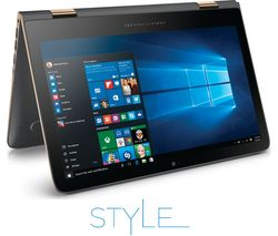 "HP Spectre x360 13.3"" 2 in 1 - Dark Grey"