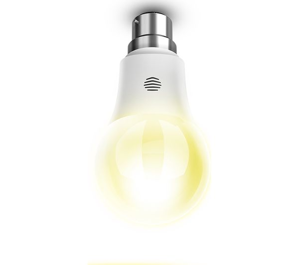 buy hive active led smart bulb b22 free delivery currys. Black Bedroom Furniture Sets. Home Design Ideas