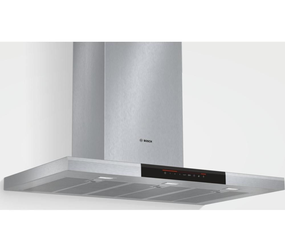 Cooker Hoods Stainless Steel ~ Buy bosch dwb j b chimney cooker hood stainless steel