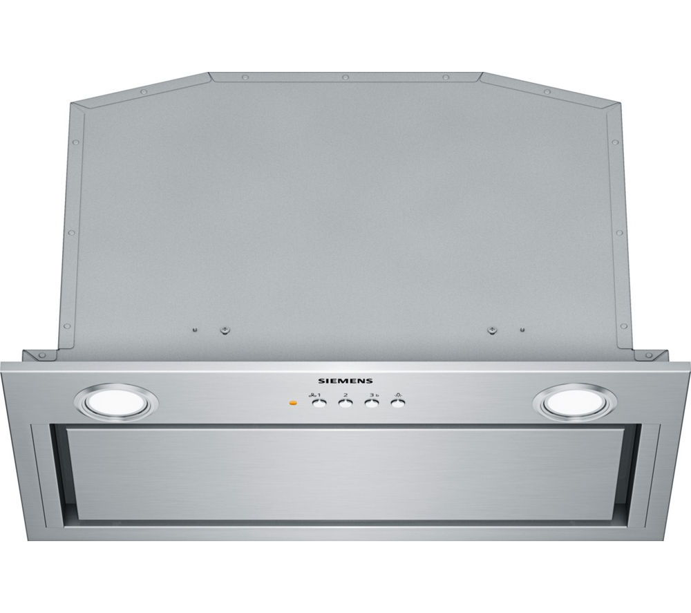 SIEMENS LB57574GB Canopy Cooker Hood - Stainless Steel