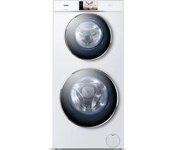 HAIER HW120-B1558 Washing Machine - White
