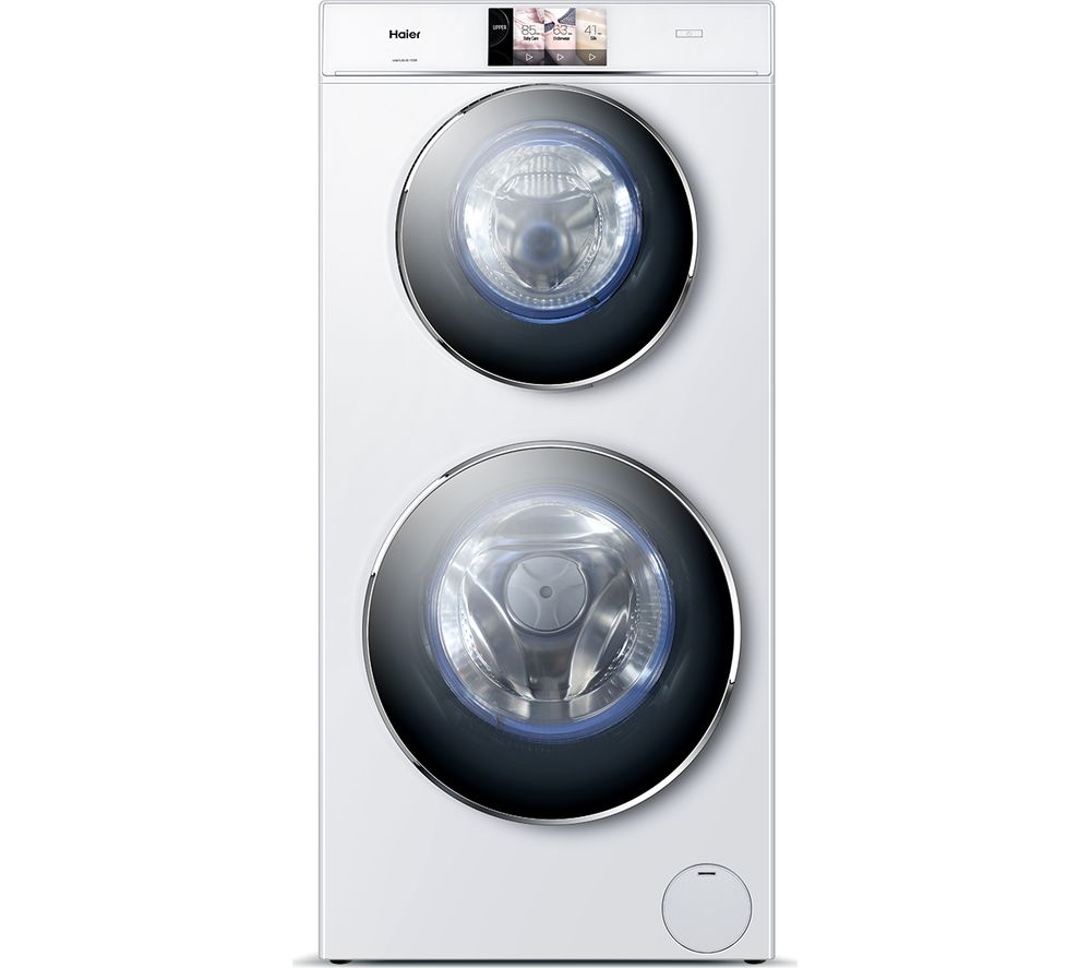 HAIER  HW120B1558 Washing Machine  White White
