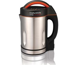 MORPHY RICHARDS 501016 Soup & Smoothie Maker - Stainless Steel