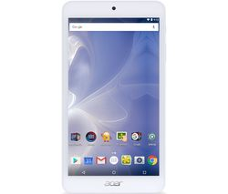 "ACER B1-780 Iconia One 7"" Tablet - 16 GB, White"