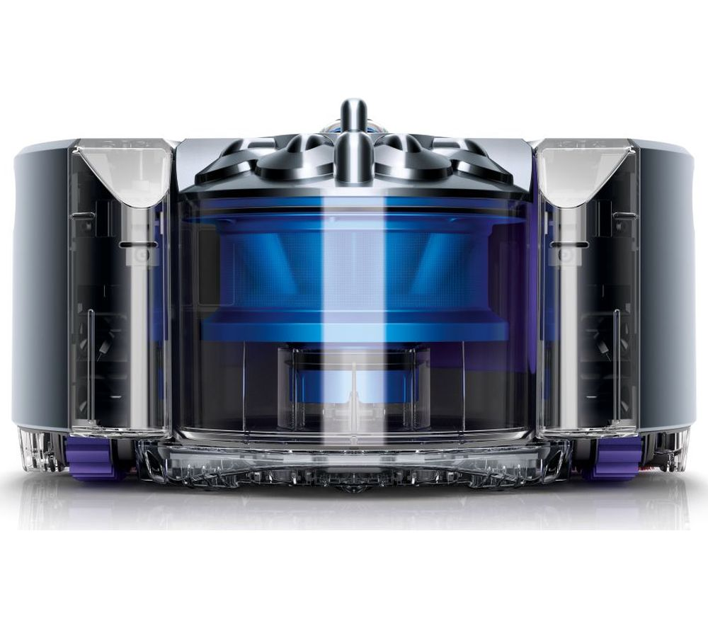 DYSON  Robot 360eye Robot Vacuum Cleaner  Blue & Nickel Blue