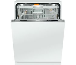 MIELE G6997SCVi Integrated Dishwasher - Stainless Steel