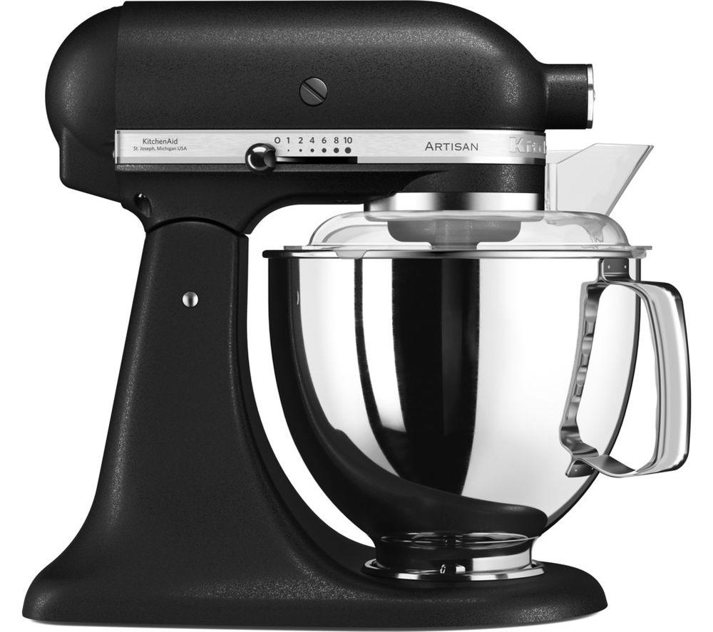 Kitchenaid Black Appliances: Buy KITCHENAID Artisan 5KSM175PSBBK Stand Mixer