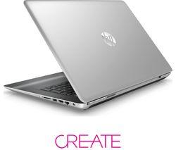 """HP Pavilion 17-ab250sa 17.3"""" Laptop - Silver"""