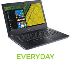 "Acer Aspire E5-475 14"" Laptop - Purple"