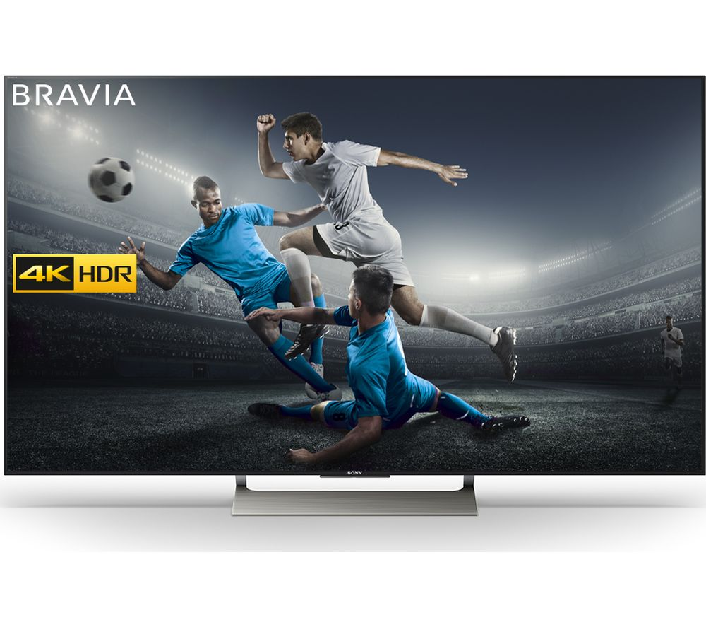 buy sony bravia kd55xe9005bu 55 smart 4k ultra hd hdr led tv free delivery currys. Black Bedroom Furniture Sets. Home Design Ideas